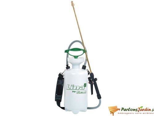 Pulvérisateur LINA 5 à pression préalable 5L