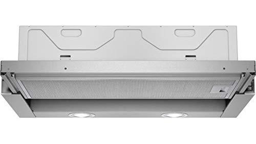 Siemens iQ100 LI63LA525 Dunstabzugshaube 310 m3/h Dunstabzugshaube Metall Silber D