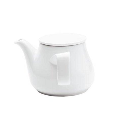 Kahla 151406A90015C Teekanne Elixyr, 0,40 L, weiß