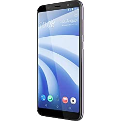 HTC U12 Life Smartphone 18: 9 Ltps, Mémoire Interne 64 Go et 4 Go de Ram, Double Flash LED, Double Sim, Écran Frontal, Android 8.1 Twilight Purple