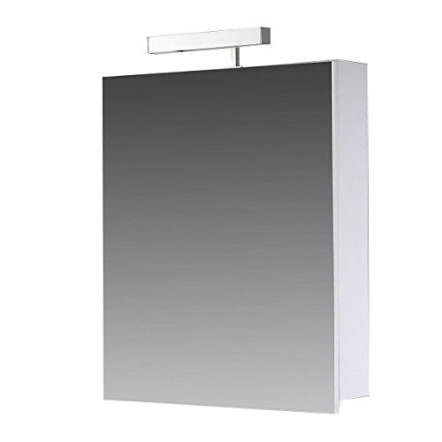 Spiegelschrank extra flach - Platz im extra flachen Spiegelschrank