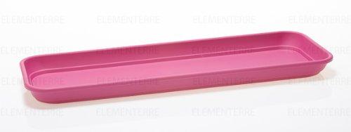 PLATEAU POUR JARDINIERE INIS 50 cm cyclamen