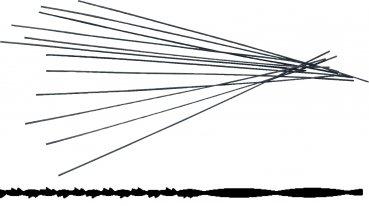 Triuso Laubsägeblatt Gr.0 fein für Holz 130mm 12 Stück Laubsägeblätter Sägeblatt Sägeblätter