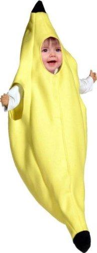 Imposta Kostüm Rasta Banane (Baby-Bananen-Anzug)
