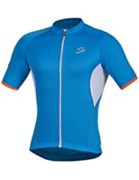 Spiuk Anatomic Maillot, Hombre, Azul, L