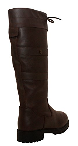 Cabotswood Stivali Donna Dark Brown (Leather)