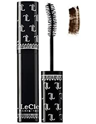 T.Leclerc Mascara Effet Bloom Volume Recourbant 9,5 ml - Couleur : 02 : Brun