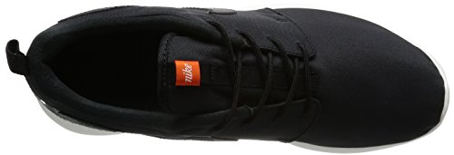 Nike Herren Roshe One Retro Laufschuhe, Rot, Talla Schwarz / Weiß (Schwarz / Anthrazit-Segel)