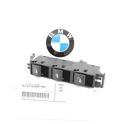 Original BMW Schalter Fensterheber Fahrer links 3er E46 Cabrio 61316902183 NEU