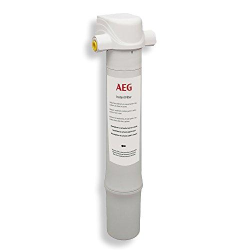 AEG FF Filtro instantánea de Installer bajo fregadero, color blanco
