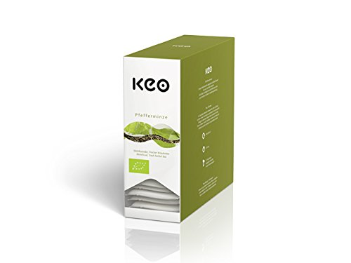 Keo Tee - PFEFFERMINZE BIO - 15 Teachamps DE-ÖKO-006