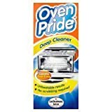 3 X Oven Pride Complete Oven Cleaning Kit 500ml Includes Bag for Cleaning Oven Racks
