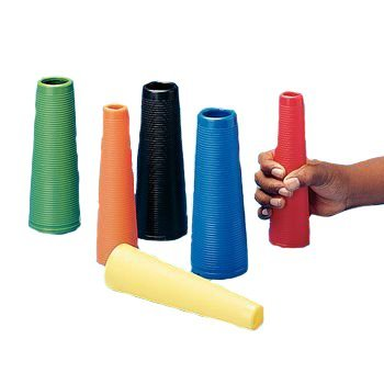 Stacking Cones Plastic, Textured, Large by Sammons Preston