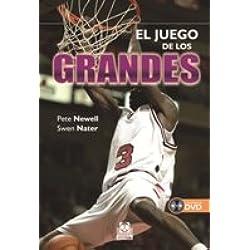JUEGO DE LOS GRANDES, EL (Libro+DVD) (Deportes)