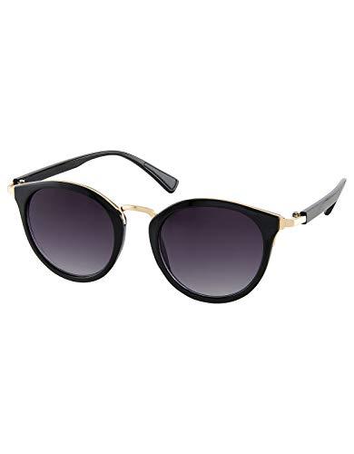 Accessorize Damen Poppy Preppy-Sonnenbrille Sonnenbrillen - Einheitsgröße