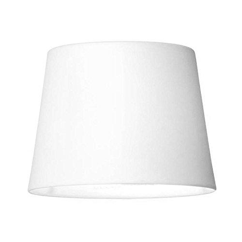 cut-abat-jour-de-replacement-pour-lampadaire-blanc-porcelaine