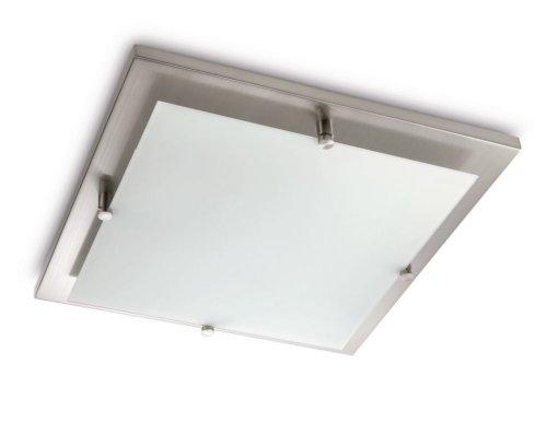 Plafoniere Quadrata : Plafoniera led quadrata contemporanea grandi sconti lampadari