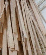 Preisvergleich Produktbild Brennholz Anzündholz Anmachholz Anfeuerholz garantiert reine kammergetrocknete Buche