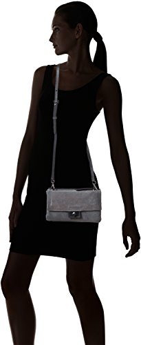 Marc O'Polo Crossbody Bag, Sacs bandoulière Femme Gris (charcoal 929)