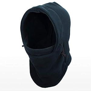 Sanzhileg Winter Outdoor Radfahren Reiten Skifahren Gesichtsmaske Fahrrad Unisex Gesicht Schutz Anti-Wind Halten Warme Maske – Blau