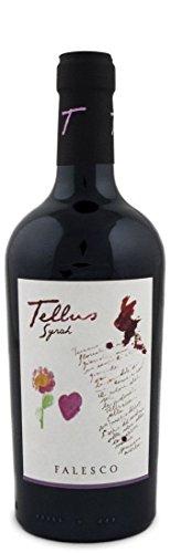 """Falesco - Syrah Lazio IGP """"Tellus"""", Cl 75"""