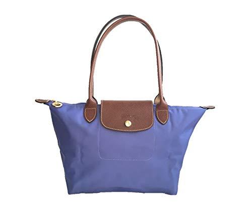 Longchamp Le Pliage Tasche/Shopper Lavendel Größe Small