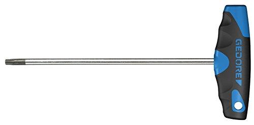 GEDORE Schraubendreher mit 2K-T-Griff, Innen-Torx T8, 1 Stück, 2142 TX T8
