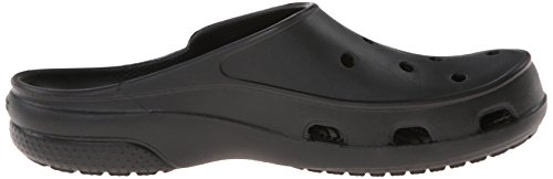 crocs Crocs Freesail Damen Clogs Schwarz (Black)