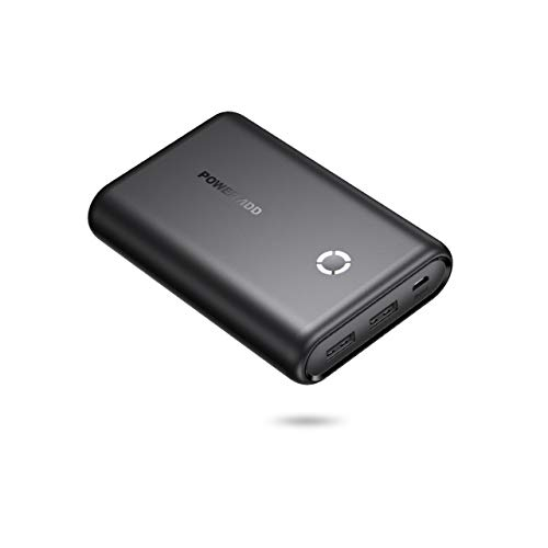 POWERADD EnergyCell Powerbank, 15000mah Externer Akku, Mini Portable Power Bank Tragbares Ladegerät für Handy, iPhone, iPad, Samsung Galaxy Huawei und weitere Smartphones