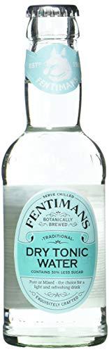 Fentimans Light Tonic Water, 12er Pack, EINWEG (12 x 200 ml)