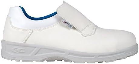 Cofra 76400 – 000.w40 zapatos, industria alimentaria,CADMO, tamaño 6,5, color blanco