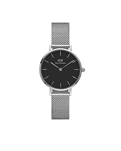 daniel wellington orologio analogico quarzo donna con cinturino in acciaio inox dw00100218