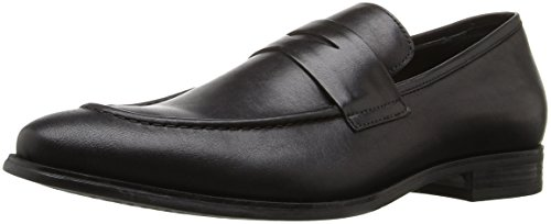 Geox U Albert 2fit A, Mocassins Homme Schwarz (BLACKC9999)