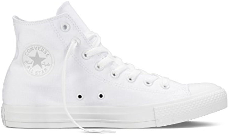 Converse Unisex Erwachsene CTAS Seasonal Hi White Monochrome Sneaker  Billig und erschwinglich Im Verkauf