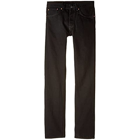 Levi's - 501 Levi's® Original, Jeans da uomo, nero (black),