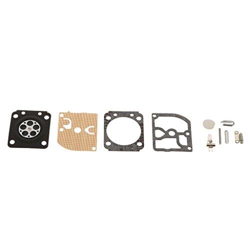 SM SunniMix Vergaser Membranen Dichtungen Reparatur Set für Rasenmäher/Kettensäge Stihl Trimmer Zama C1Q FS45 46/75/80/85 HT70