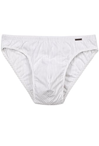 Ammann Herren Mini-Slip Smart Stripes 11460 Weiß