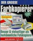 Der grosse Farbkopierer 2.0. CD- ROM für Windows 95