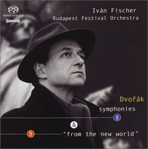 Dvorak:Symphony No.8/9 [Sacd] (Dvorak Symphony 8 9 Fischer)