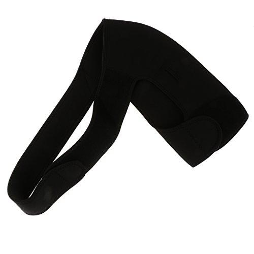 MagiDeal Verstellbare Schulterstütze Unterstützung für Schulter Schulterstütze - Links