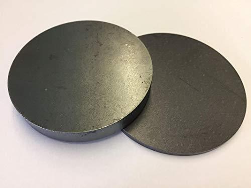 Stahlronde - Ronde - Stahlscheibe - Stahlplatte Rund ⌀40-300 mm Stärke 10mm S235JR (200x10mm)