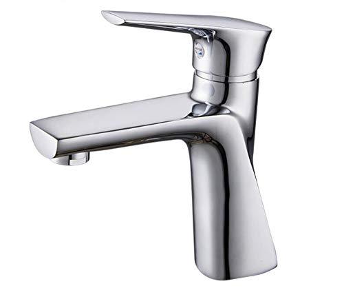 Wasserhahn Kupfer Heiße Und Kalte Vertikale Becken Wasserhahn Plus Wurf Und Beschichtung Becken Becken Becken Sockel Bad Schrank Wasserhahn -