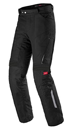 U83-026 S - Spidi Modular H2OUT Motorcycle Trousers S Black -