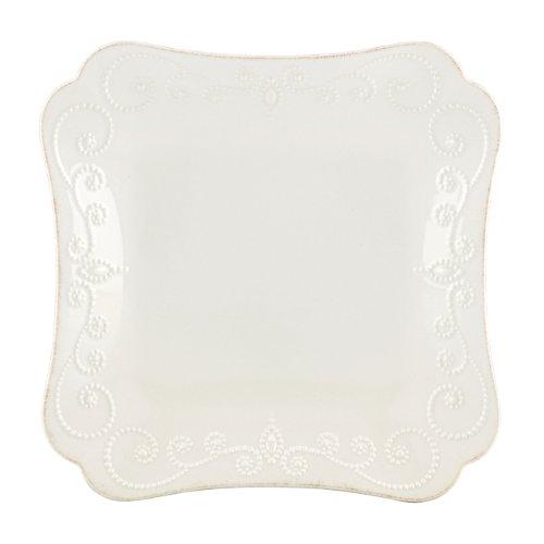 Lenox French Perle Teller-Set, rechteckig weiß
