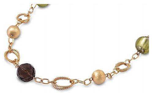 Gemlings Sterling Silber Halskette | Schmuckgeschenk für Frauen/Mädchen -