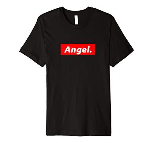 Angel Shirt - Personalized Vorname Hemd Kostüm -