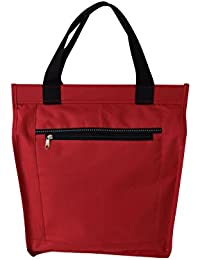 Amaro Shopper Sac de sport de vélo, 41cm, 23l, rouge clair