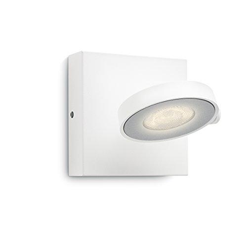 Philips Lighting Philips myLiving Clock Work - Foco de techo, LED integrado,...