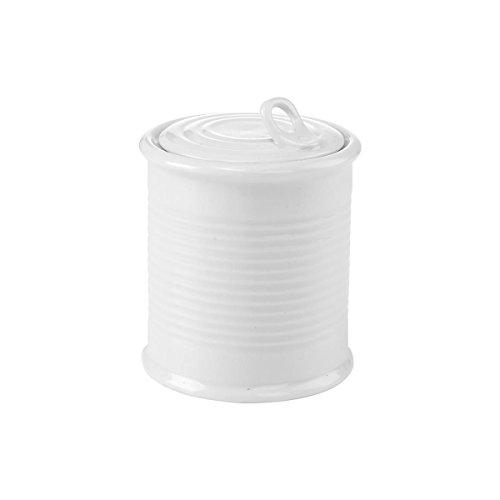 BUTLERS PURO Aufbewahrungsdose - Porzellan Aufbewahrungsdose | Vorratsdose | Zuckerdose.