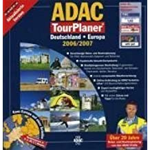 ADAC TourPlaner Deutschland Europa 2006/2007. DVD für Windows 2000/XP
